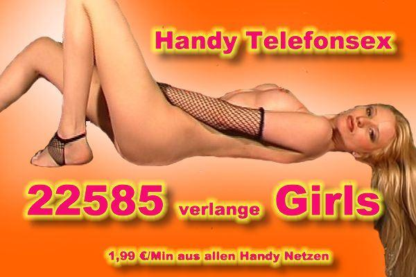 Handy Girls Telefonsex ohne 0900